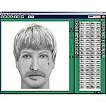 FACES 4.0 Composite Pictures Software for Law Enforcement/Education