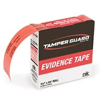 NIK Tamper Guard Evidence Tape