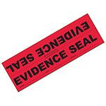 Seals, Evidence, Extra-Large, Pack of 100