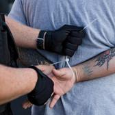 Flex-Cuf Nylon Restraints, White, Case of 1,000