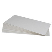 Shoe Print Kit Inkless Impression Sheets, Pack of 100