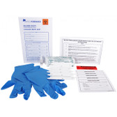 DNA Blood Stain Specimen Collection Kit (Box) 25/Case