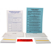 Fingernail Scraping Evidence Collection Kit 25/Case