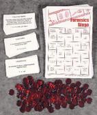 Forensics Bingo