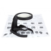 Regula 1005 Dual Magnification Fixed Focus Magnifier - 3.5X/7X