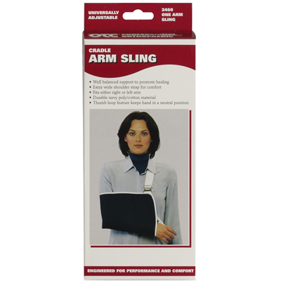 Arm Sling | Shoulder Brace | Orthotics | Los Angeles | Medical Equipment & Supplies | Home Health Depot | (310) 891-1954 | Rental | Service & Repair | Delivery | South Bay, Long Beach, Lomita, Carson, Torrance, San Pedro, Palos Verdes