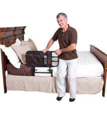 Bed Rails | Stander EZ Adjust Bedrail | Medical Equipment | Home Health Depot | Los Angeles | South Bay | Long Beach | Carson, Torrance, San Pedro, Palos Verdes, Santa Monica, Lomita, Redondo Beach, Compton, Gardena, Manhattan Beach, Venice