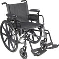 Drive Cirrus IV Manual Wheelchair
