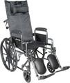 Drive Silver Sport - Reclining Wheelchair