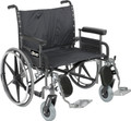 Bariatric Deluxe Sentra Heavy-Duty, Extra-Extra-Wide Wheelchair
