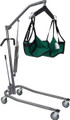 Hydraulic Deluxe Patient Lift - 4 Point Cradle