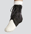 Ankle Stabilizer with Heel Locking Straps