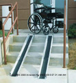 Wheelchair Ramp with Storage Case