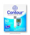 Bayer's Contour™ Blood Glucose Test Strips