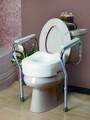 Adjustable Toilet Safety Frame ISG1392KDEA