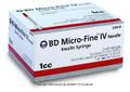 MICRO-FINE™ Insulin Syringe BDS328410CS