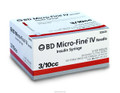 MICRO-FINE™ Insulin Syringe BDS328430BX