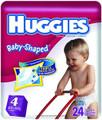 Huggies® Snug & Dry Disposable Diapers KBC52125PK