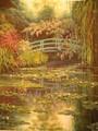 Monet's Japanese Bridge Picture (Not For Sale)