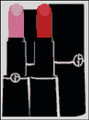 Art Deco Lipstick
