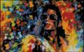 Michael Jackson Abstract
