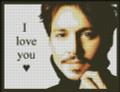 Johnny Depp - I Love You