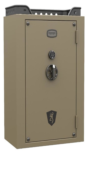 Browning Black Label, Mark IV Tactical Series Safe-33 Standard-Coyote Tan
