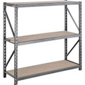 "Mustang Rack™72 x 77 x 24"" Commercial Storage P-Rack"