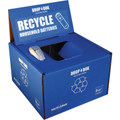 Veolia Small Compact Fluorescent Drop Box Recycling Kit