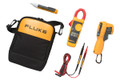 Fluke Electrical Test Kit - 3 Piece - 62 MAX+/323/1AC IR Thermometer