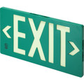 Glo Brite Exit Sign - Single Sided -