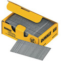 "1-1/2"" DeWalt 20-Degree, 16-Gauge Angled Finish Nail 2500/Box ""Box Of 2500"" - Galvanized Cold-Worked Carbon Steel - Resists Rust And Moisture - Mfg #DCA16150"