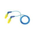 3M Multiple Use E-A-R UltraFit 27 Triple Flange Polymer Corded Earplugs