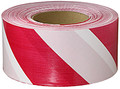 "3"" X 1000' Barricade Tape 3 Mil Stripe Red/White"