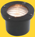 Aluminum Well Light, Available in: with L-P-4414 and Direct Burial