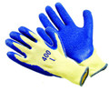 RUBBER COATED SPRING KNIT GLOVES