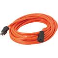 50' Orange Outdoor Extension Cord -14/3 SJTW
