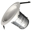"4""  LED RETROFIT  BAFFLE  , DIMMABLE , 27K"