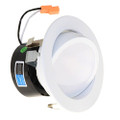 "4"" LED RETROFIT/GIMBAL/DIMMABLE/CRI+90/120V/3000K"