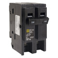 SQUARE D 100A DOUBLE POLE HOM TYPE CIRCUIT BREAKER HOM2100
