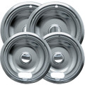 "Frigidaire 8"" Chrome Drip Bowl"