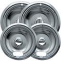 """Frigidaire 8"""" Chrome Drip Bowl"""