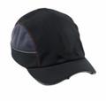 Ergodyne LED Bump Cap With Short Brim, Black