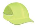 Ergodyne LED Bump Cap With Short Brim, Lime