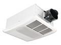 DELTA BREEZE RADIANCE SERIES 80 CFM FAN/LIGHT COMBINATION WITH HEATER RAD80L