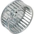 """5-1/4"""" CCW Rotation Steel Exhaust Fan Blower Wheel"""