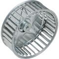 """5-3/4"""" CCW Rotation Steel Exhaust Fan Blower Wheel"""