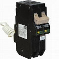 Combination Arc Fault Circuit Breaker; 20 Amp, 120/240 Volt AC, 2-Pole, Plug-On Mount