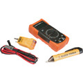 Klein Electrical Test Kit - Contains MM100, NCVT-1 And The RT100 - Battery Test Function -