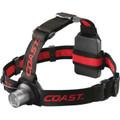 Coast 3 AAA LED Headlamp, 175 Lumens, 3.45 Hour Run Time